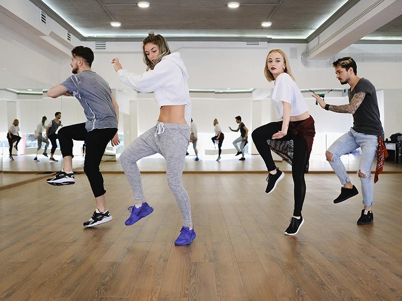 App for Dance Studios Management
