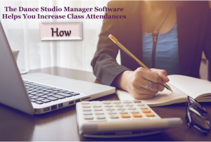 Dance Studio Manager Software
